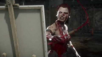 Beata Poźniak VOICE: SKARLET in Mortal Kombat 11