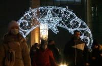 Gdańskie iluminacje świąteczne