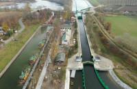 Nietypowe Budowle Trójmiasta: węzeł wodny (śluza i most zwodzony) w Przegalinie