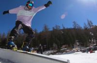DJ NoZ na snowboard