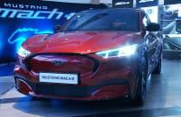 Premiera nowego elektrycznego Mustanga Mach-E