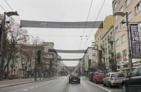 Czarno na Świętojańskiej w Gdyni