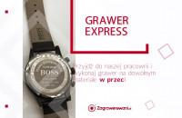 Grawer Gdańsk | Grawer na zegarku | Zagrawerowani.pl