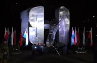 Grudzień '70: poranne uroczystości w Gdyni z udziałem Andrzeja Dudy