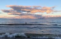 Morsowanie w pięknej scenerii