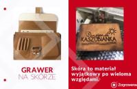 Grawer Gdańsk | Grawer na skórze | Zagrawerowani.pl