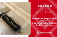 Grawer Gdańsk | Grawer na długopisach | Zagrawerowani.pl