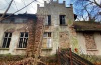 Cisowa. Ruiny Dworku pod Lasem