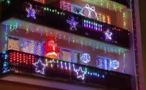 Mega świąteczne dekoracje na Grabowku
