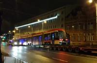 Nowy tramwaj w Gdańsku
