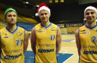 Życzenia od koszykarzy Asseco Arka Gdynia