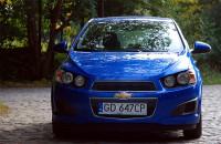 Chevrolet Aveo. Rozsądny kompromis