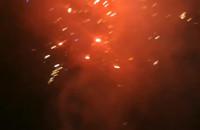 Fajerwerki na Przymorzu
