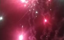 A to dziś moje fajerwerki na Obłużu