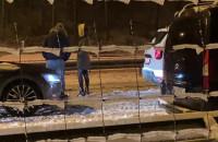Kierowcy powysiadali z aut na obwodnicy