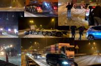 Wtorkowy atak zimy w Trójmieście - kompilacja filmów czytelników
