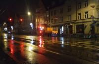 Usuwanie oblodzenia trakcji trolejbusowej