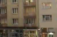 Choinki już lecą z balkonów ;)