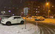 Zima przypomniała o sobie na Witominie