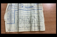 Telegram w butelce sprzed 50 lat odnaleziono w murach remontowanego dworca