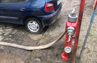 Brak wody na Zaspie. Punkty poboru wody z hydrantów.