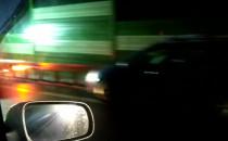Wypadek na końcu obwodnicy w Chylonii -...