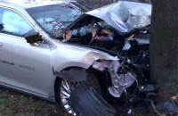 Skutki wypadku na skrzyżowaniu Derdowskiego i Grunwaldzkiej