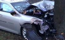 Skutki wypadku na Grunwaldzkiej