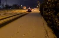 Zaśnieżone drogi