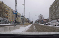 Masakra na drogach w centrum Gdyni