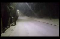 Wielka śnieżyca na Małym Kacku