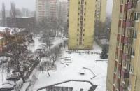Zima zawitała do Sopotu