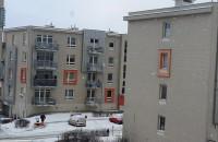 Odśnieżanie chodników na osiedlu