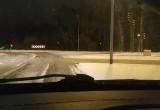 Przykład niedostosowania prędkości ...