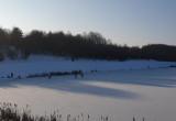 Łyżwy i hokej na Ujeścisku