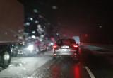 Pod prąd na A1 - droga nieprzejezdna