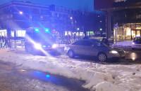Interwencja policji przy Heweliusza