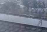 Pada śnieg, biały śnieg.