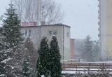 Intensywne opady śniegu w Gdyni