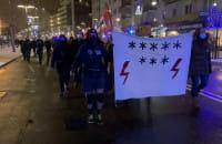 Czwartkowy protest w Gdyni