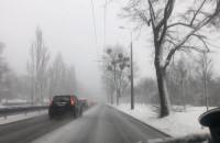 Atak zimy w Gdyni