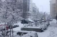 Obwodnica walczy ze skutkami zimy, a w mieście pięknie