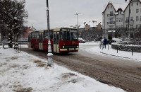 Ikarus 260 w Oliwie