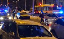 Wypadek z udziałem BMW na Morskiej w Gdyni