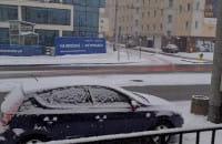 W Gdyni znowu śnieży. Tym razem drogowcy dadzą radę?