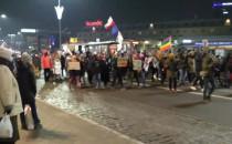 Strajk Kobiet na Podwalu Grodzkim