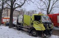 Wypadek w Nowym Porcie