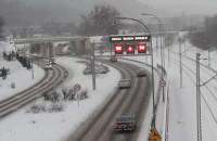 Sytuacja na głównych drogach w Gdyni