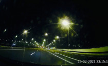 23:15  POD PRĄD na obwodnicy w kierunku A1 !!