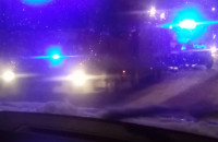 Wypadek autobusu z samochodem na ul ...